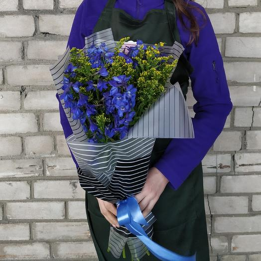 Русское поле: букеты цветов на заказ Flowwow