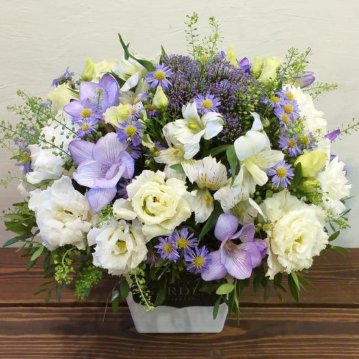 SWEET GARDEN: букеты цветов на заказ Flowwow