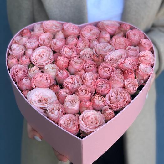 Коробка-сердце Лолита