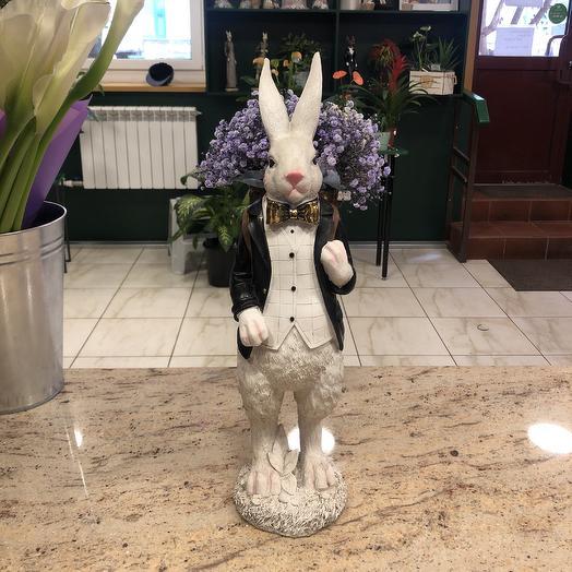Сувенир Братец Кролик: букеты цветов на заказ Flowwow