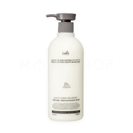 Бессиликоновый увлажняющий шампунь Lador Moisture Balancing Shampoo