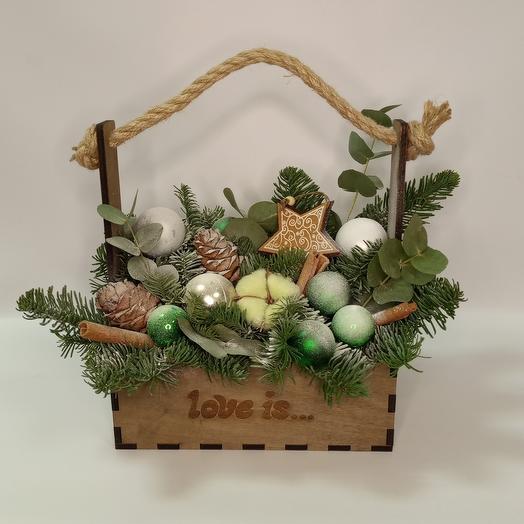 Рождество в ящике