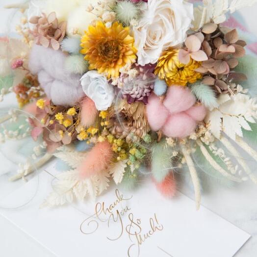 Букет из сухоцветов Bloom Mix
