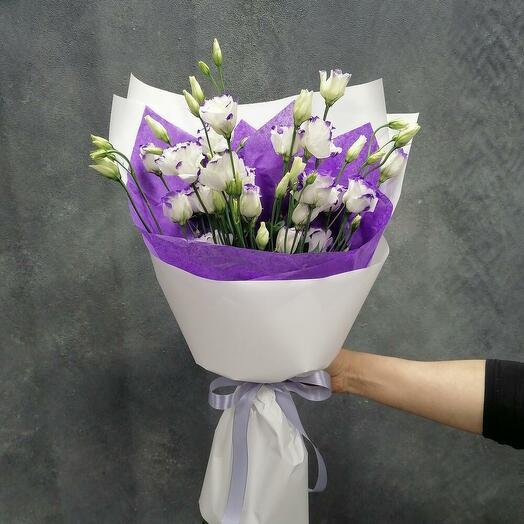 Альпийская роза (лизиантус)