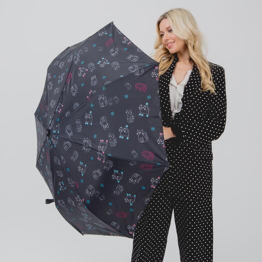 Складной женский зонтик 102135