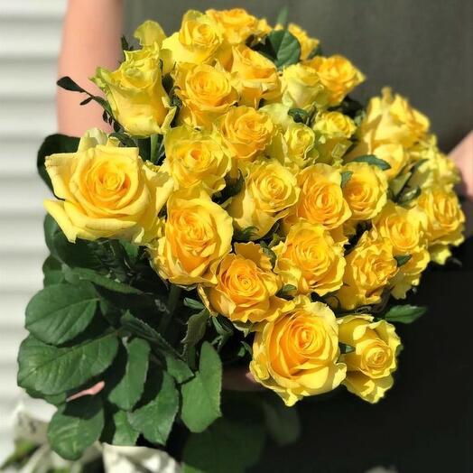 """21 роза """"Пени Лейн"""""""
