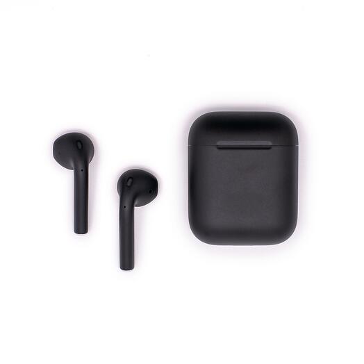 Беспроводные наушники Apple Airpods Color 2 Matte Black Черные Матовые