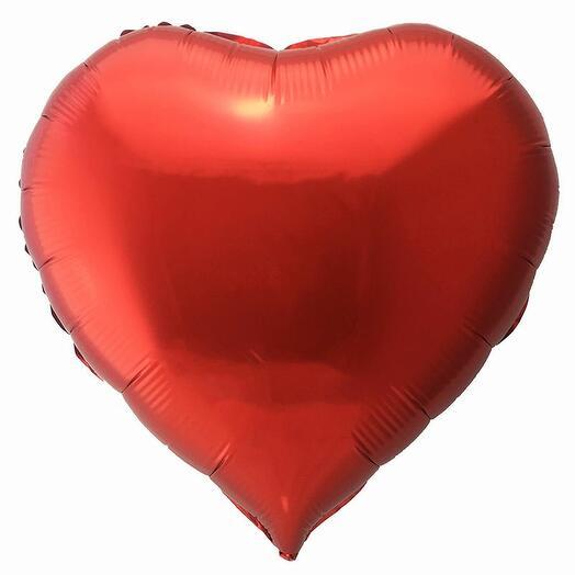 сердце 72см