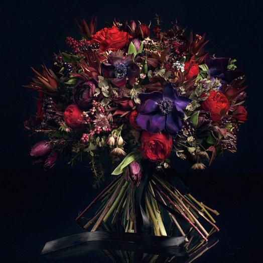 Букет номер двадцать шесть: букеты цветов на заказ Flowwow
