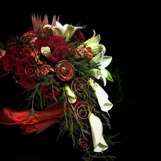ИньЯн: букеты цветов на заказ Flowwow