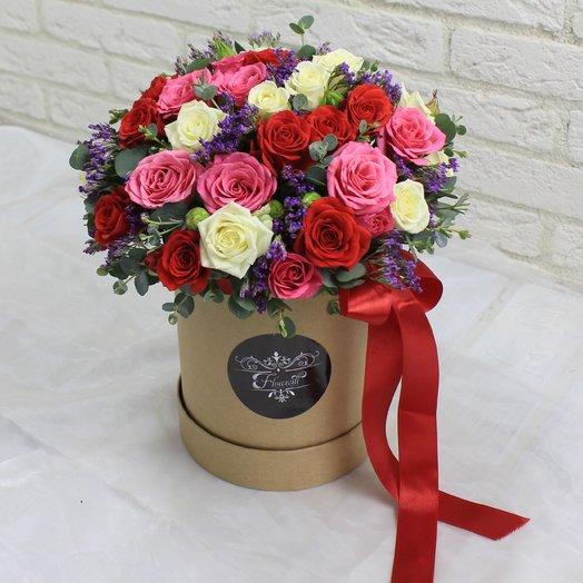 Фея 3: букеты цветов на заказ Flowwow