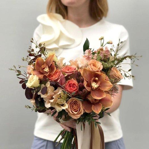 Песочные часы: букеты цветов на заказ Flowwow