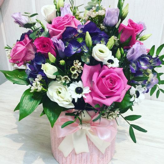 Для самой дорогой: букеты цветов на заказ Flowwow