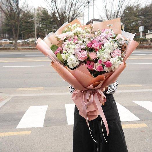 Фром Кинза: букеты цветов на заказ Flowwow