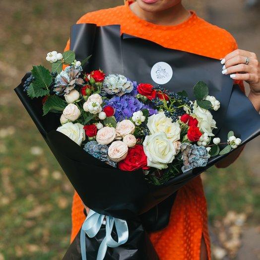 Наваждение: букеты цветов на заказ Flowwow