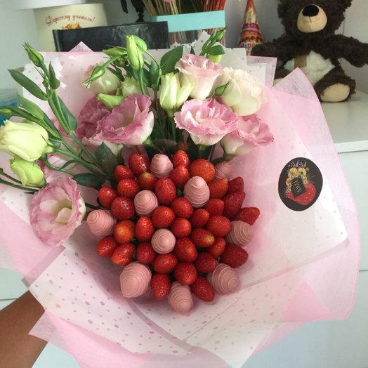 Букет Добрый вечер: букеты цветов на заказ Flowwow
