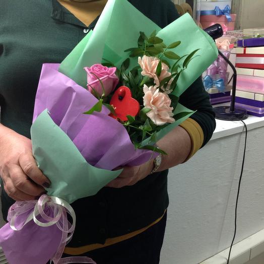 От души: букеты цветов на заказ Flowwow