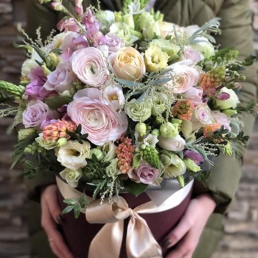 Box 73: букеты цветов на заказ Flowwow