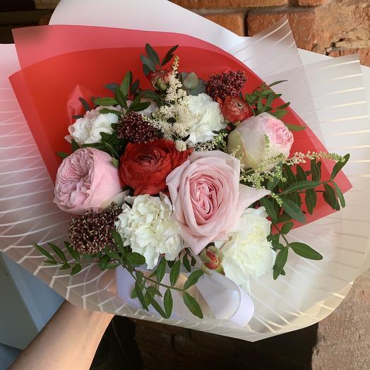 Запах востока: букеты цветов на заказ Flowwow
