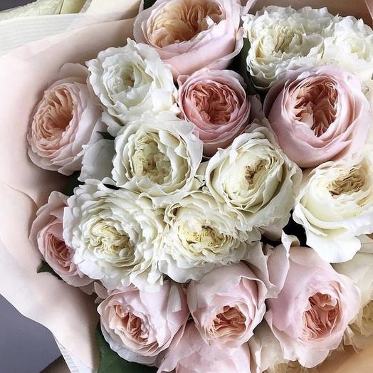 Букет «Джульетта»: букеты цветов на заказ Flowwow