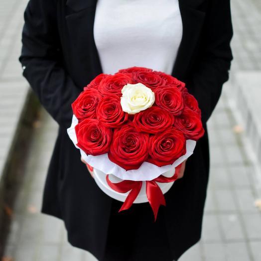 «Единственная»: букеты цветов на заказ Flowwow