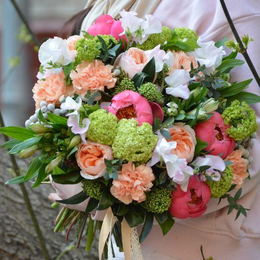 Услада: букеты цветов на заказ Flowwow