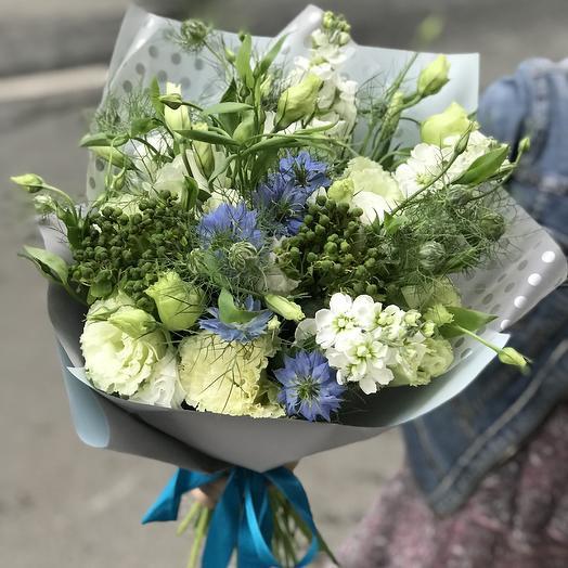 """Букет """"Свежесть"""" для Вашей любимой: букеты цветов на заказ Flowwow"""