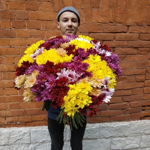 Яркий мир: букеты цветов на заказ Flowwow