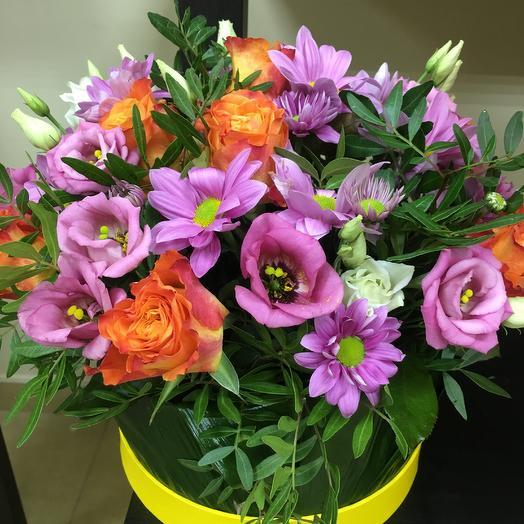 Арт. 058654: букеты цветов на заказ Flowwow
