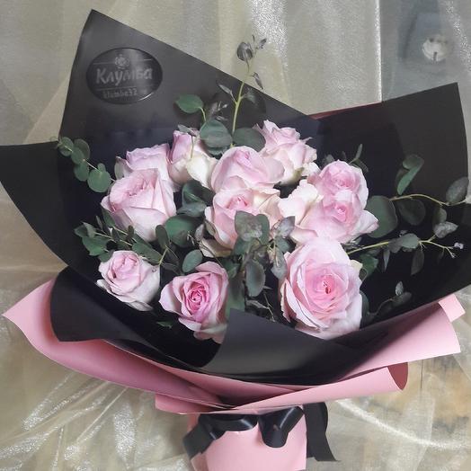 Для Мадам: букеты цветов на заказ Flowwow