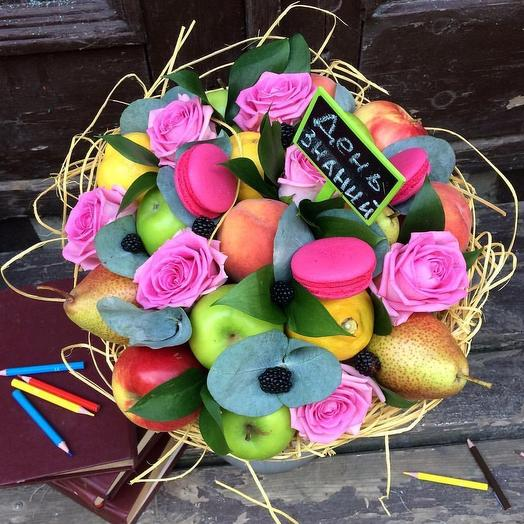 Ярко и сочно: букеты цветов на заказ Flowwow
