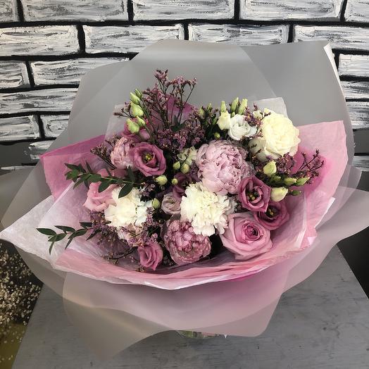 Сногсшибательный букет: букеты цветов на заказ Flowwow