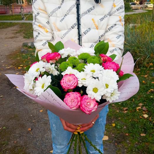 """Букет """"Милая моя"""": букеты цветов на заказ Flowwow"""
