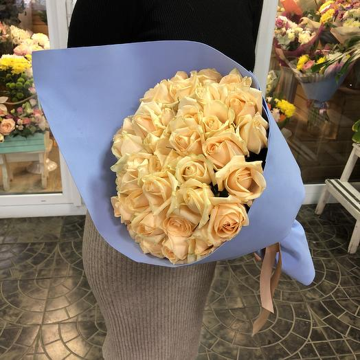 Bouquet of 35 roses: flowers to order Flowwow