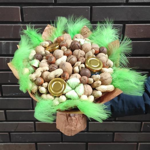 Ореховый микс2: букеты цветов на заказ Flowwow