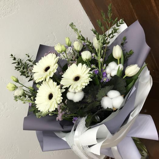 Танюша)): букеты цветов на заказ Flowwow
