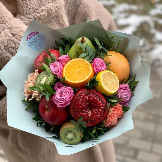 Fruity bouquet with pomegranate Purple