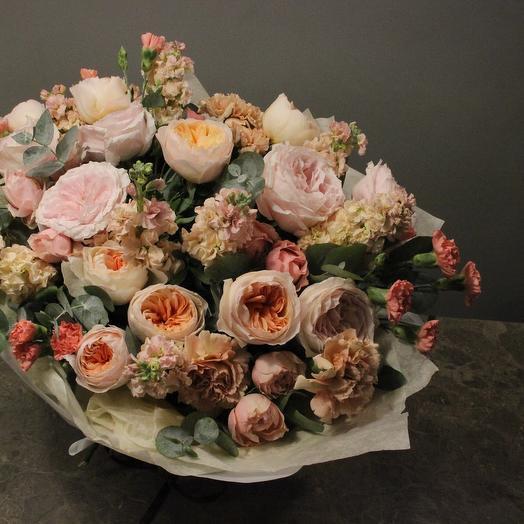 Абрикосовое варенье: букеты цветов на заказ Flowwow