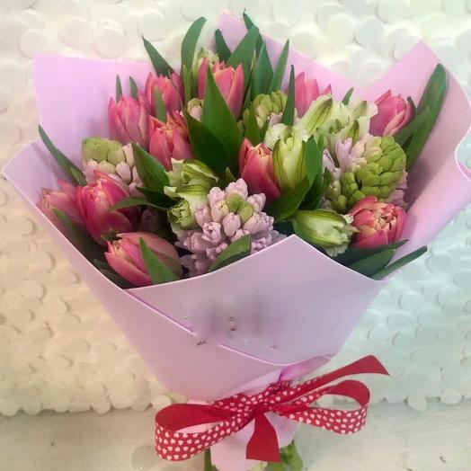 Нинель: букеты цветов на заказ Flowwow