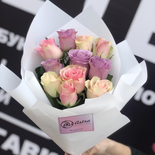11 роз (микс)