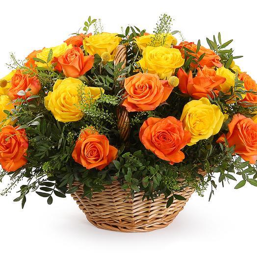Композиция  280: букеты цветов на заказ Flowwow