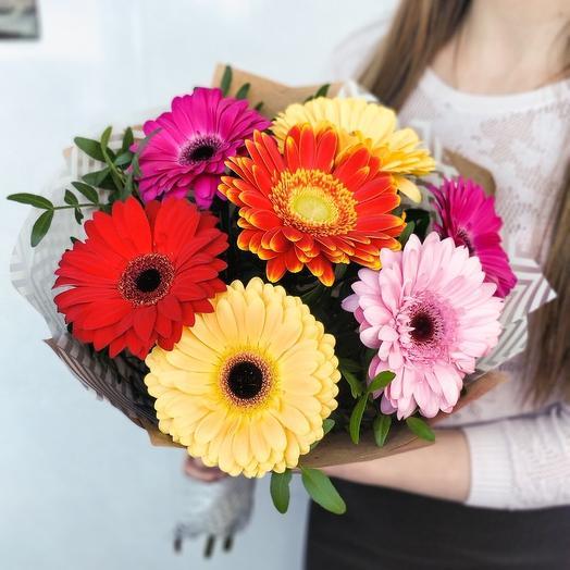 """""""Вальс цветов """": букеты цветов на заказ Flowwow"""