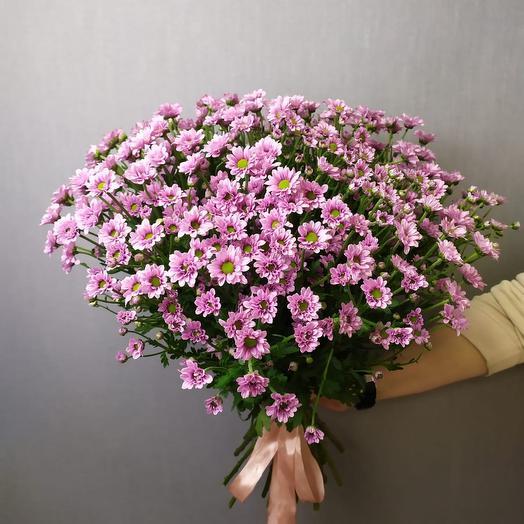 Хризантема 25: букеты цветов на заказ Flowwow