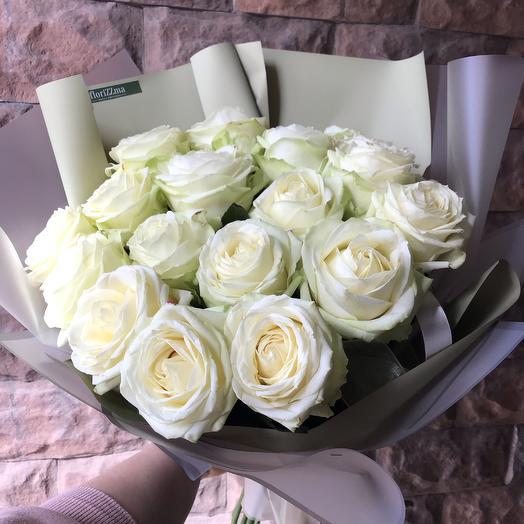 Садовая симфония: букеты цветов на заказ Flowwow