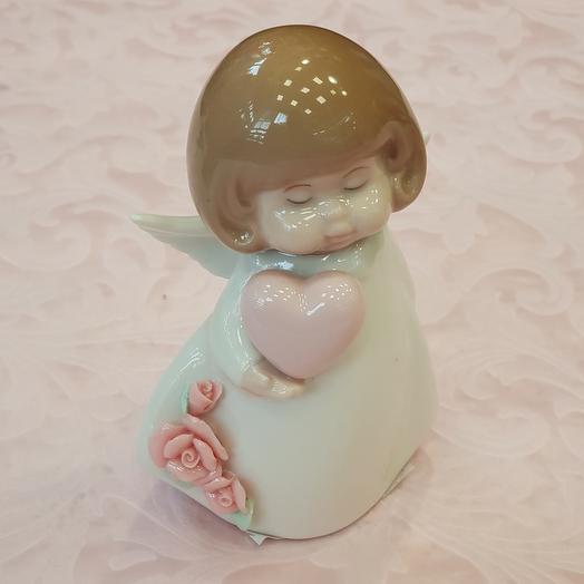 Ангел с сердцем Арт76
