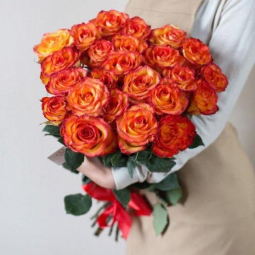25 роз Хей меджик