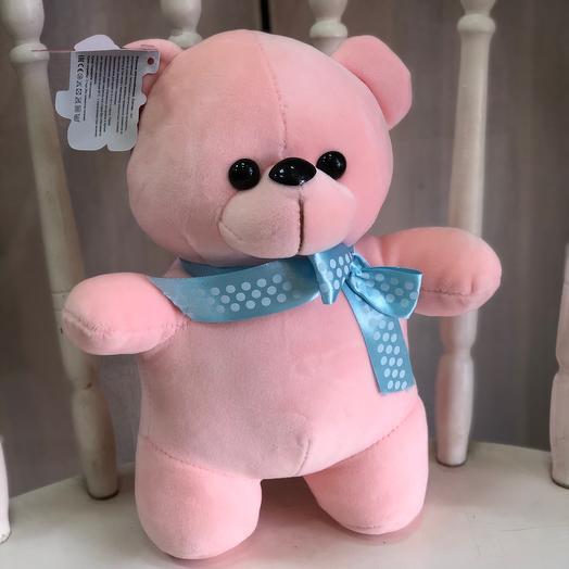 Мягкая игрушка «Розовый Мишка»