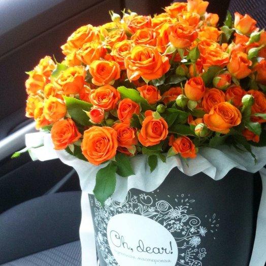Букет Baby: букеты цветов на заказ Flowwow