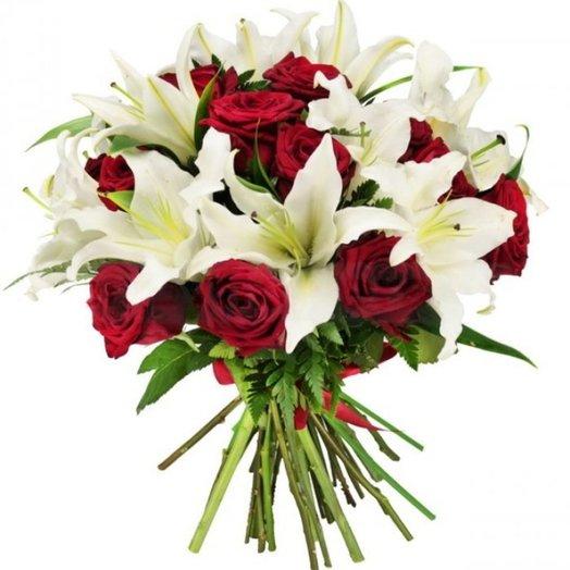 Тонкие чувства: букеты цветов на заказ Flowwow