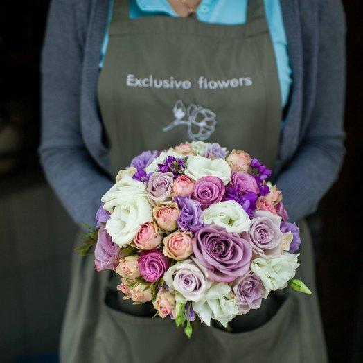 Букет невесты 6: букеты цветов на заказ Flowwow